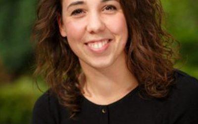 Roxanne van den Boogaard top 3 Leraar van het Jaar 2016