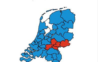 WW Rivierenland eind 2016 lager dan verwacht