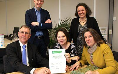 Business Plan 2017-2021 Leren en Werken Rivierenland