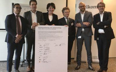 Intentieverklaring Gelderse MBO's verbindt MBO-onderwijs en arbeidsmarkt