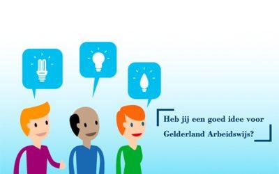 Inspiratiesessie Gelderland Arbeidswijs. Doe mee en win!