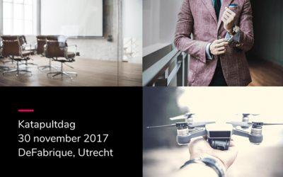 Katapultdag bedrijven 2017