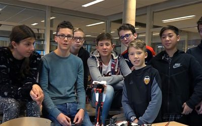 Brainbuddies Ophemert wint First LEGO League Rivierenland regiofinale 2017