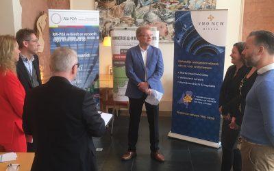 All-in Werkgeversprijs Rivierenland 2018 feestelijk geïntroduceerd