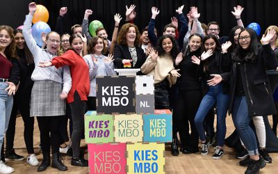 Minister van Engelshoven lanceert nieuw mbo-portal KiesMBO.nl