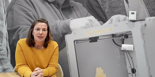 Elfriede Boer (directeur Werkzaak Rivierenland) roept u om te nomineren voor de all-in werkgeversprijs!