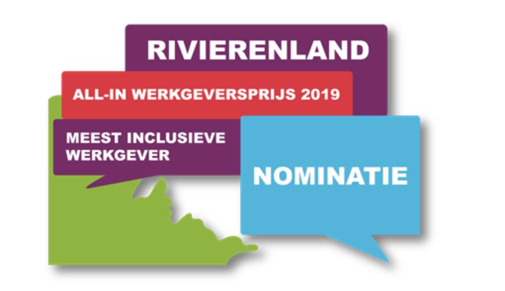 Genomineerden 'All-in werkgeversprijs 2019' bekend!