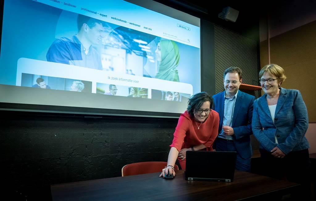 Staatsecretaris Van Ark lanceert online Kenniscentrum inclusieve en sociale werkgelegenheid