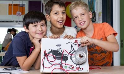 Techniekpact Rivierenland: beroepsoriëntatie van leerlingen met ondernemers als rolmodel & meer ouderbetrokkenheid