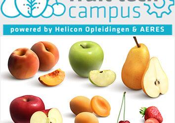 HELICON en AERES starten unieke samenwerking en lanceren: FRUIT TECH CAMPUS in Geldermalsen