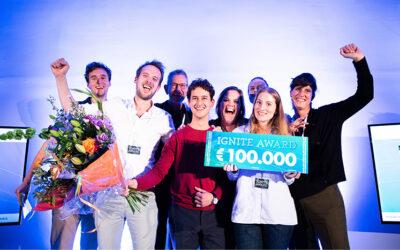 De IGNITE Award zoekt startende sociaal ondernemers uit Gelderland en Overijssel die échte verandering teweegbrengen!