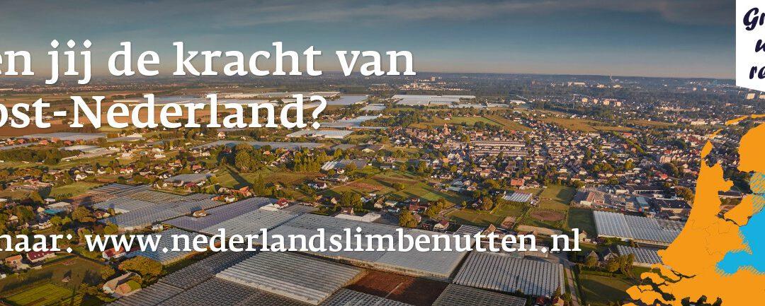Campagne 'Nederland slim benutten' van start