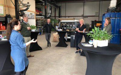 Gelders Vakmanschap Koffietoer start in Rivierenland