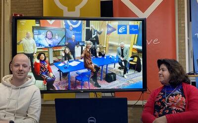 Oriëntatie op ondernemerschap voor zij-instromers vanuit UWV