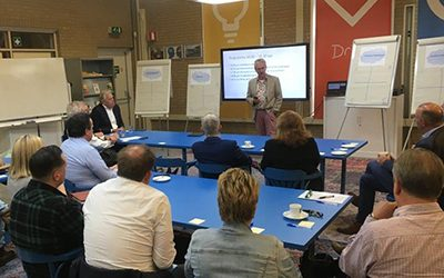 Platform voor startende ondernemers in Rivierenland